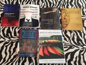Okanagan College textbooks