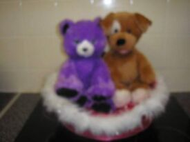 Build A Bear items, £9 for the lot. Would make a great gift