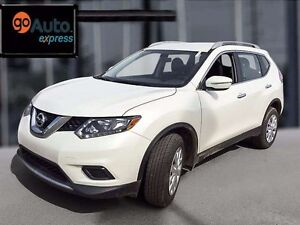 2015 Nissan Rogue S AWD Accident Free
