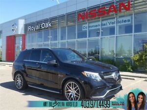 2018 Mercedes-Benz GLE AMG GLE 63 S ** ACCIDENT FREE **