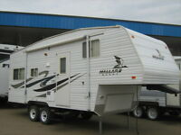 2007 Mallard 235 RL NO SLIDES