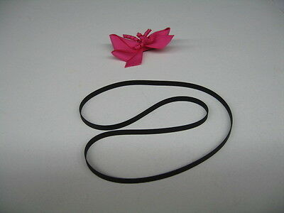 NEW! MITSUBISHI LT-90, X-10, DP-11, DP-12 TURNTABLE BELT< >(05)