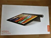 "LENOVO YOGA TAB 3 10"" MINT..BOXED..6 MONTHS ARGOS GARRANTEE LEFT..HARDLY USED..18 HOUR BATTERY"
