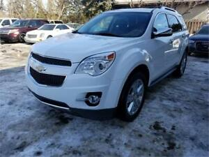 2011 Chevrolet Equinox LTZ**One Owner***No Accidents**Fully Load