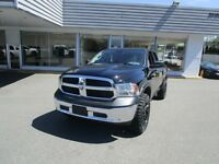 2014 Dodge Ram 1500 HEMI 4x4 - Leather, Big Tire Pkg