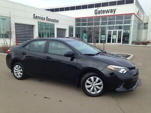 2016 Toyota Corolla LE Bluetooth, Backup Cam, Cruise