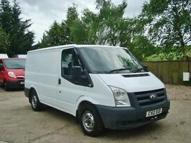 2012 FORD TRANSIT 2.2 TDCi 260 SWB Leader Low Roof Van NO VAT