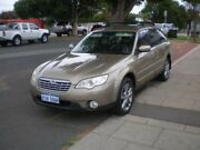 2007 Subaru Outback MY07 2.5I Gold 4 Speed Auto Elec Sportshift Wagon Victoria Park Victoria Park Area Preview