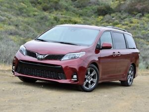 2013 Sienna SE for sale by owner