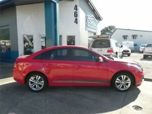 2015 Holden Cruze JH MY15 Equipe Red 6 Speed Automatic Sedan Earlville Cairns City Preview