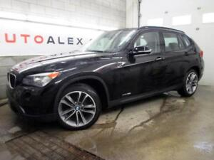 2014 BMW X1 xDrive28i SPORT MAGS 18 TOIT PANORAMIQUE *57$/SEM*