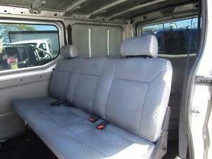 2007 RENAULT TRAFIC VAN LWB 2.0DT X83 - 5 Seats, books Currumbin Waters Gold Coast South Preview