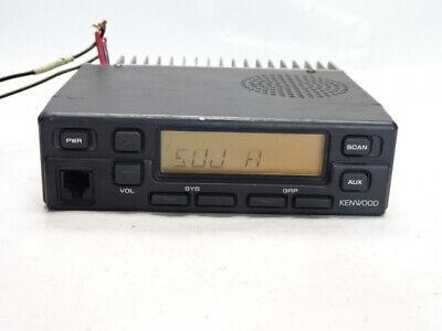 Kenwood Tk-840 Uhf Fm Transceiver Mobile Radio Ham Radio