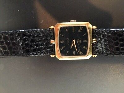 Beautiful Vintage Gucci Watch from the mid 1980's. Excellent running condition