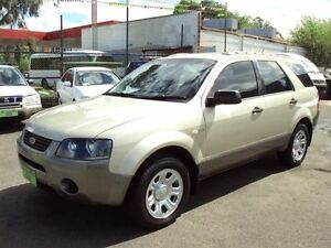 2008 Ford Territory SY TX (4x4) Kashmir 6 Speed Auto Seq Sportshift Wagon Punchbowl Canterbury Area Preview