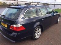 2006 S BMW 5 SERIES 2.0 520D SE TOURING 5D 161 BHP DIESEL