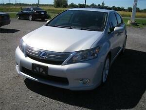 2010 Lexus HS 250h Premium Luxury *Certified & E-tested*