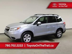 2016 Subaru Forester 2.5i; AWD, HEATED SEATS, BACKUP CAMERA, BLU