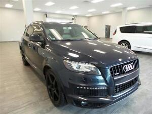 2011 Audi Q7 3.0L Sport *COMES WITH WINTER TIRES*
