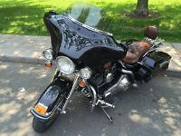Harley Davidson flht 2002