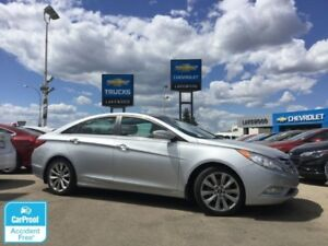 2013 Hyundai Sonata Limited Turbo(Nav, Heated Seats)