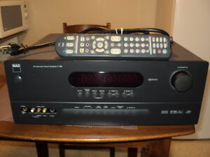 nad t753 7 .1 channel receiver