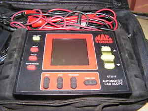 automotive lab scope mac tools ET2010