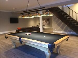 Pool Table Services In Oakville Halton Region Kijiji Classifieds - Brunswick pool table disassembly
