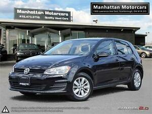 2016 VOLKSWAGEN GOLF 1.8 TSI |B.UP CAMERA|WARRANTY|ONLY 46,000KM