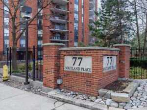 Recently Upgraded 1-Bdrm Condo In Well Maintained Location!