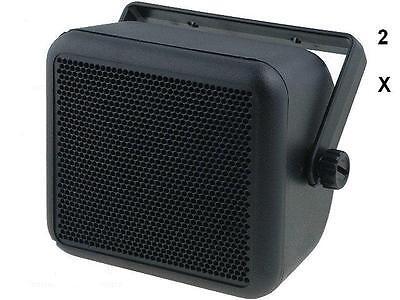 Universal Speaker Box Enclosure for Car, Van, Motorhome, 4