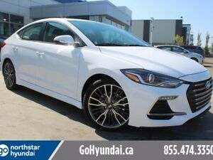 2018 Hyundai Elantra SPORT MANUAL TURBO SUNROOF LEATHER
