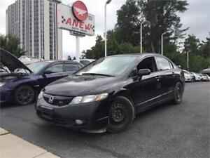 2009 Honda Civic Sdn Si RARE | CERTIFIED | NO ACCIDENTS ON SALE