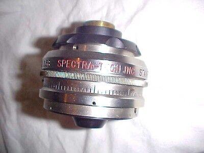 Spectra-tech Inc. Objective Reflachromat 15x 160v N.a. 0.58