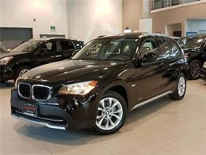 2012 BMW X1 xDrive28i -PANORAMIC ROOF-ONLY 59KM