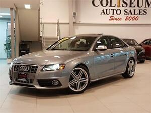 2011 AUDI S4 3.0 PREMIUM S TRONIC-NAVIGATION-LOADED