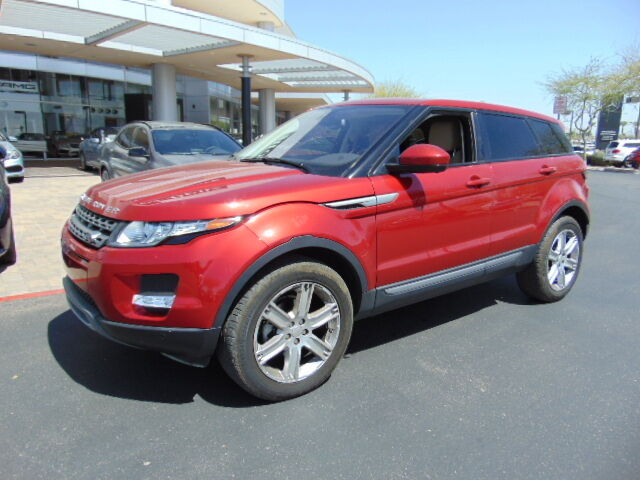 Image 1 of Land Rover: Evoque SUV…