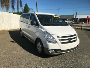 2016 Hyundai iMAX TQ3-W Series II MY16 White 4 Speed Automatic Wagon South Grafton Clarence Valley Preview