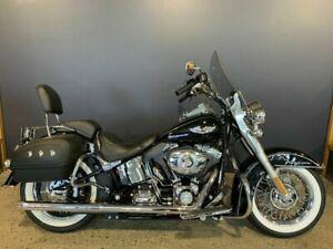 2011 Harley-Davidson FLSTN Softail Deluxe