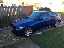 BMW 318D Msport package