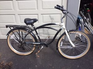 CRUISER BIKE 7 SPEED
