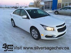 2016 Chevrolet Cruze LT Turbo - Save thousands in Shaunavon!
