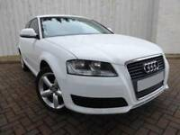 Audi A3 1.6 Technik ....Gorgeous in White! Be Quick, It Won't Be In Stock Long