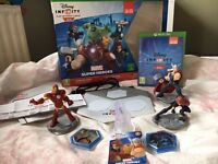 Xbox One Disney Infinity 2.0 starter pack and additional extras