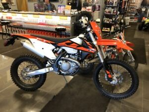 ONE ONLY, SPECIAL BUY 2018 KTM 500 EXC-F SAVE $3000