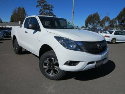 2017 Mazda BT-50 FREESTYLE 4x2 UTILITY- ONE OFF SPECIAL!