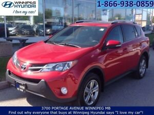 2015 Toyota Rav4 AWD XLE Navigation Backup Camera Sunroof