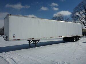 Van Trailers Selling By Auction