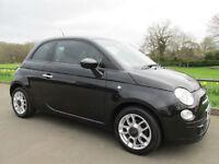 2010 (60) Fiat 500 1.2 Sport 3dr (start/stop) ***FINANCE ARRANGED***