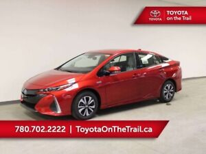 2019 Toyota Prius Prime UPGRADE; PLUG-IN HYBRID, LEATHER, SAFETY